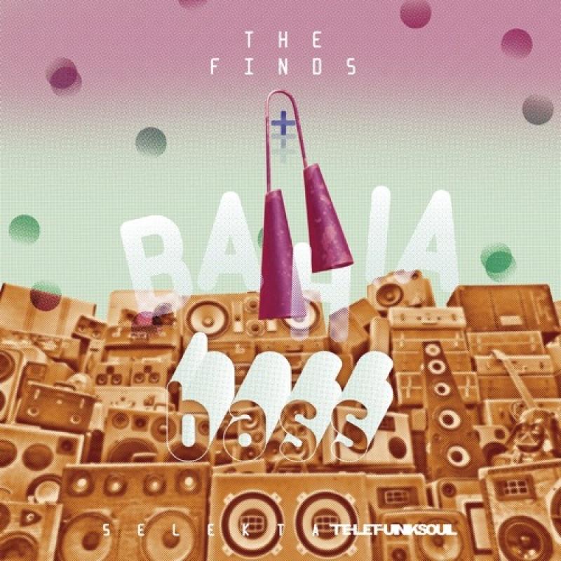 LP Mauro Telefunksoul – The Finds & Bahia Bass  Selekta Telefunksoul VINYL