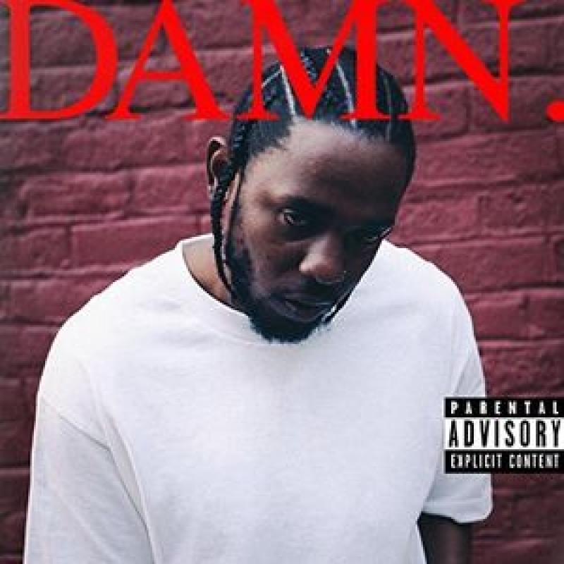 Kendrick Lamar - DAMN (CD) IMPORTADO