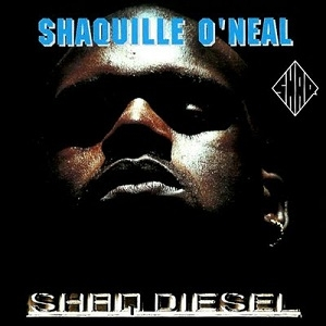 Shaquille O Neal - Shad Diesel (CD)