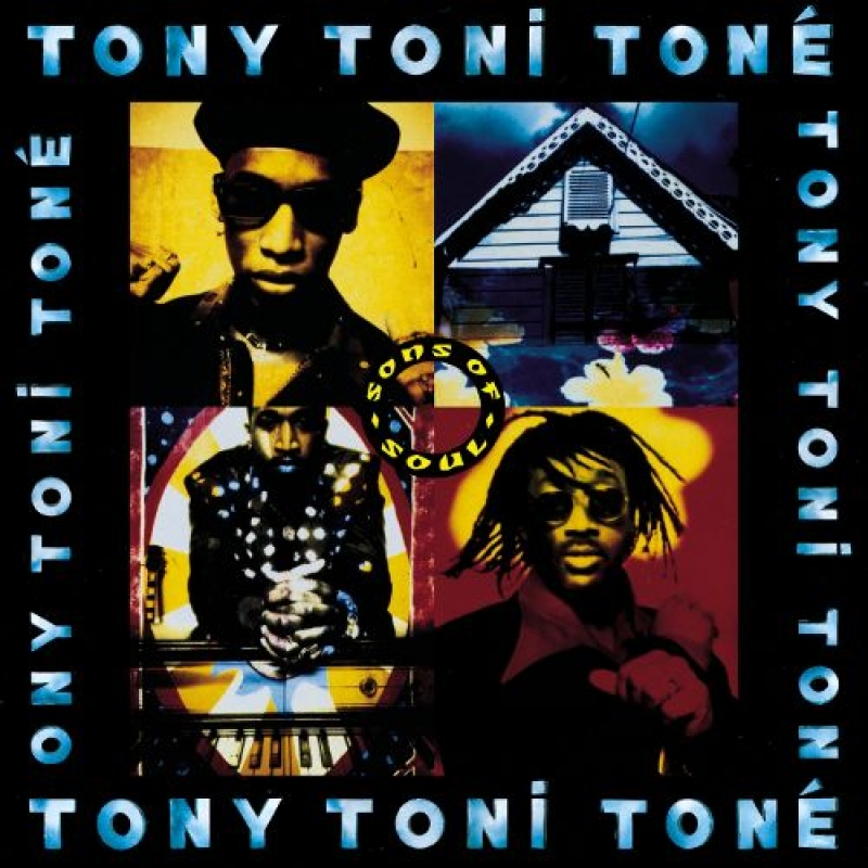 Tony Toni Tone - Sons Of Soul (CD)