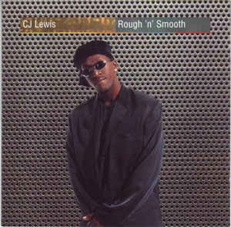 CJ Lewis – Rough n Smooth (CD)