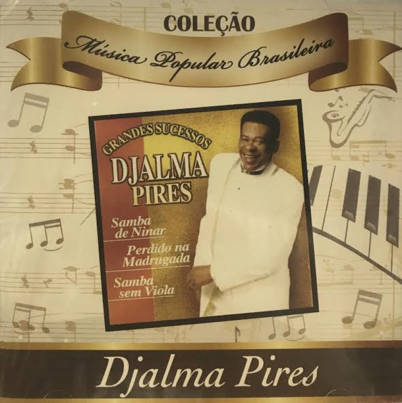 Djalma Pires - Samba De Ninar (CD)