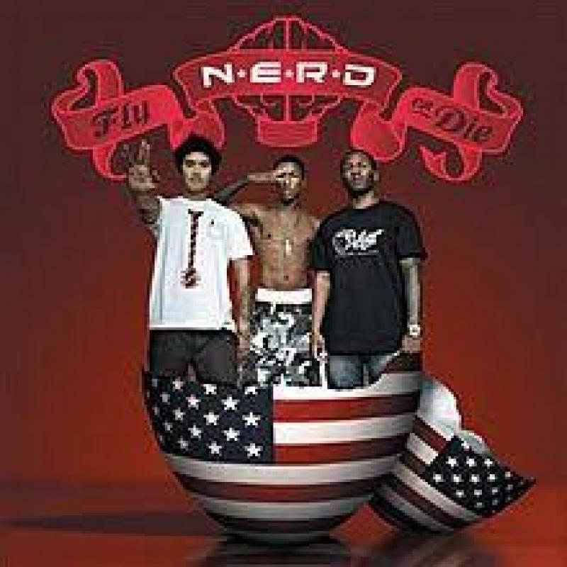 N E R D - Fly or Die (CD)
