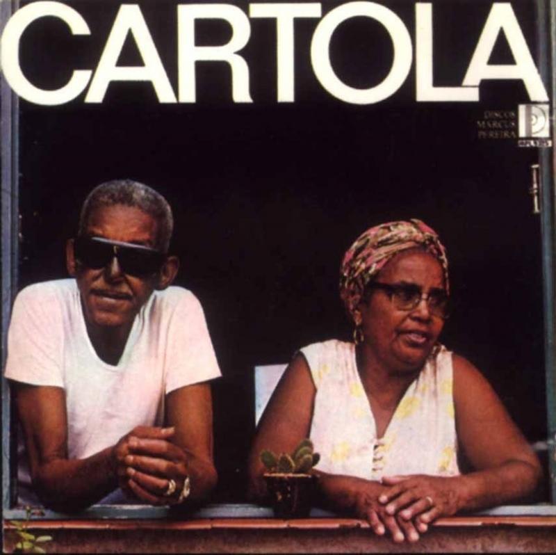 Cartola - Cartola (1976) CD