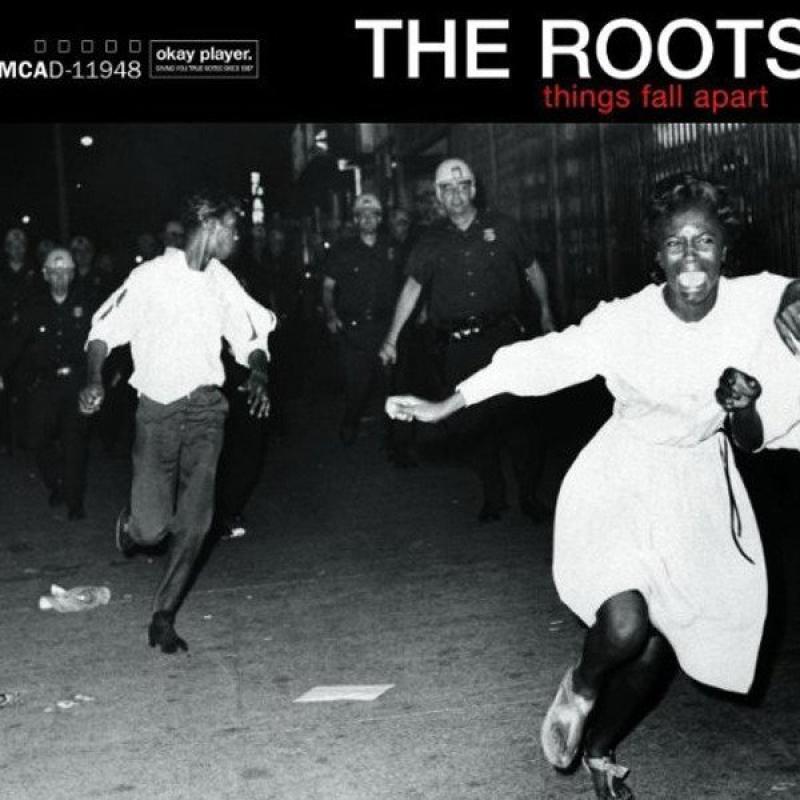 The Roots - Things Fall Apart (CD NACIONAL )