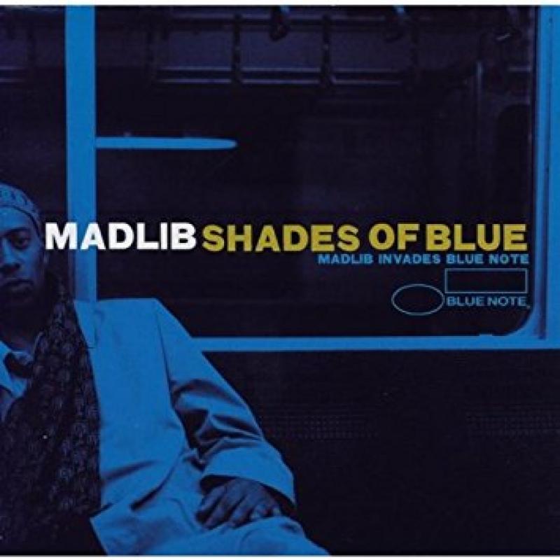 Madlib Shades Of Blue - Madlib Invades Blue Note (CD)