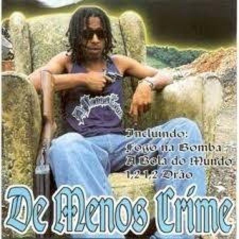 De Menos Crime - Sao Mateus Pra Vida (CD)