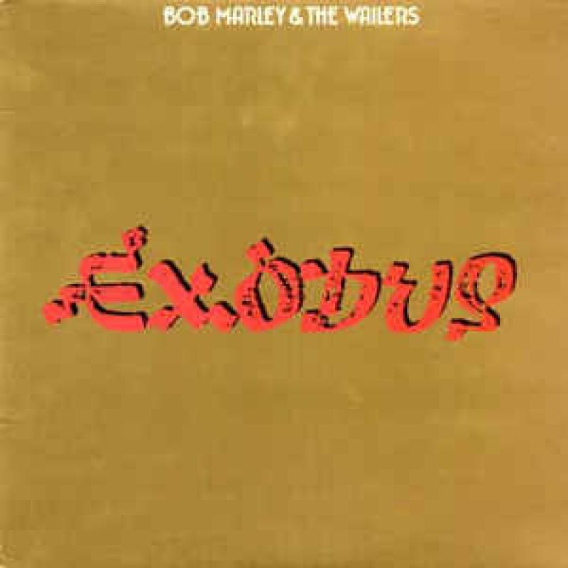 Bob Marley - The Wailers - Exodus (CD)