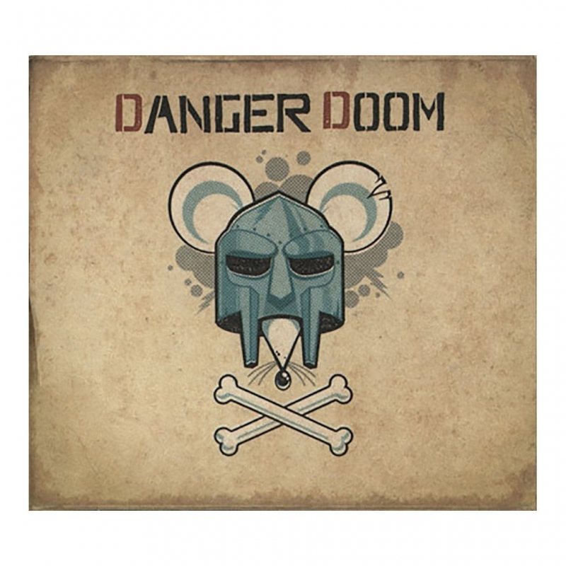 Danger Doom - The Mouse And The Mask (CD)