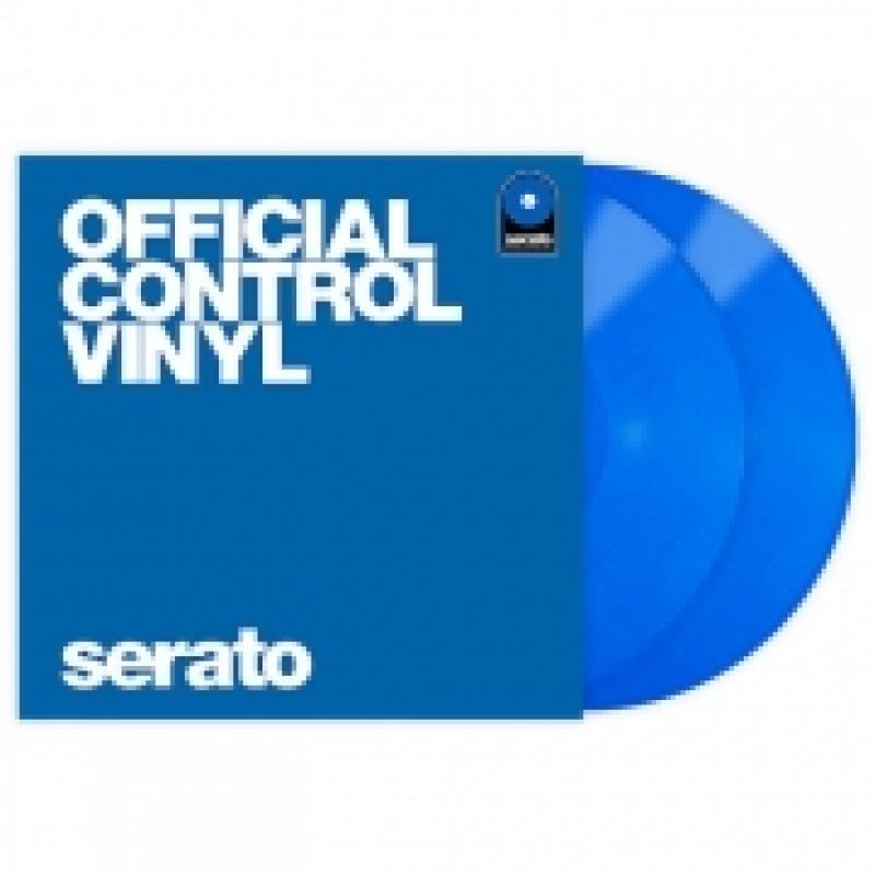 LP TIME CODE SERATO - Azul ( PAR )
