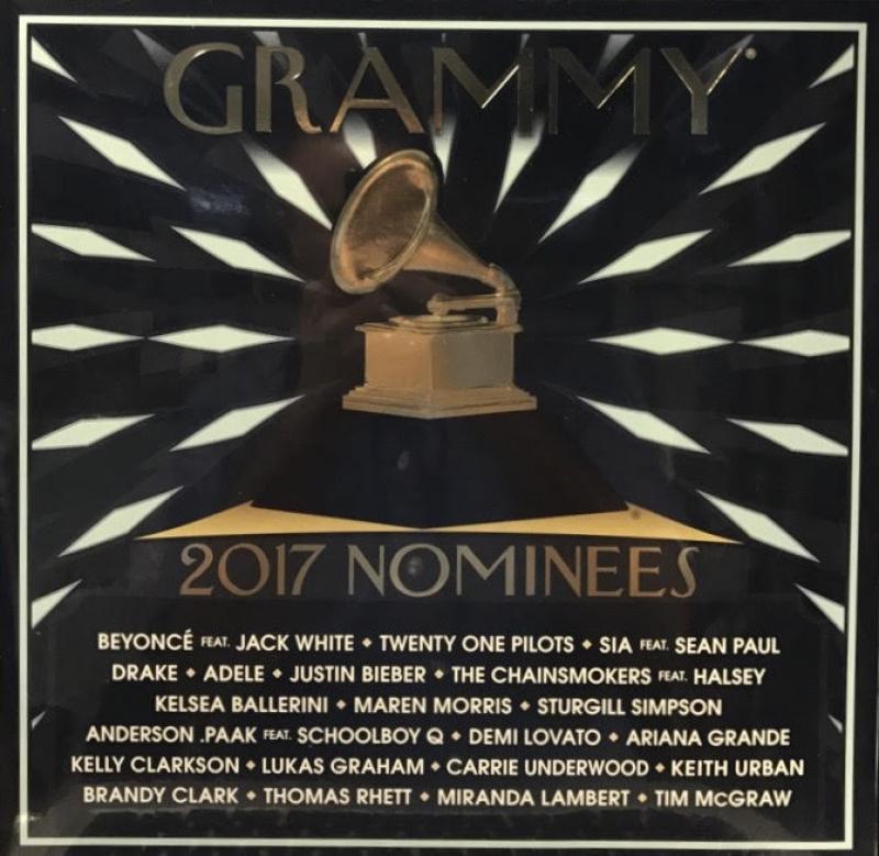 LP Grammy 2017 Nominees VINYL DUPLO IMPORTADO (LACRADO)