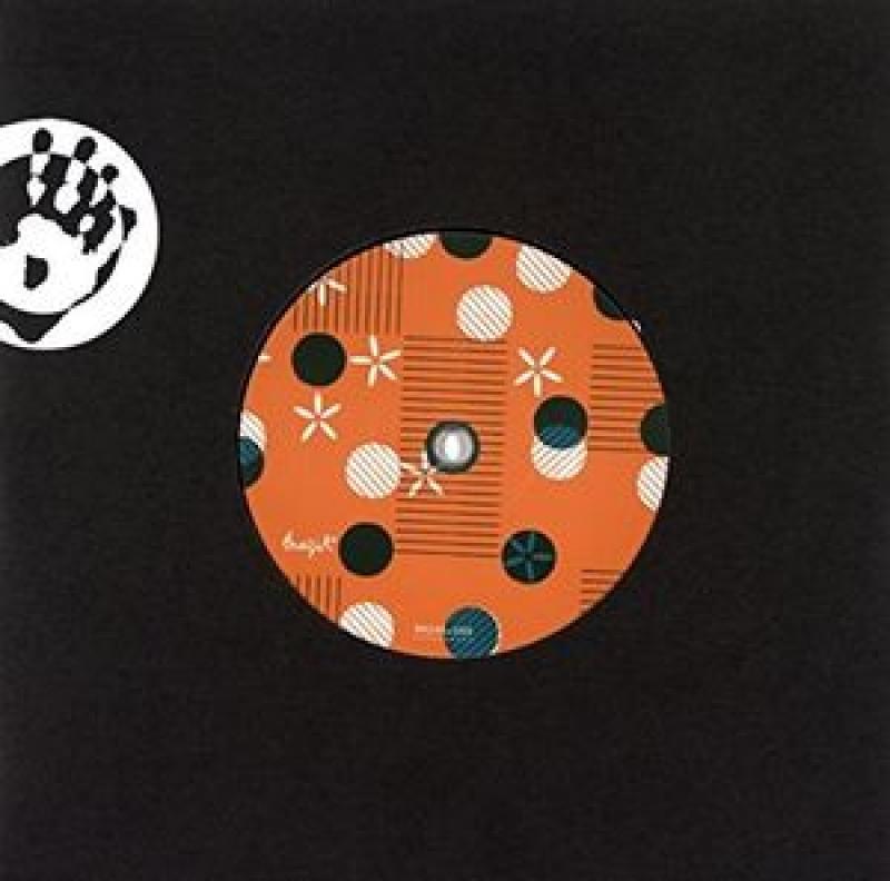 LP Banda Black Rio - Miss Cheryl Miele - Melo Do Tagarela Rappers Delight Instrumental 7 Polegadas