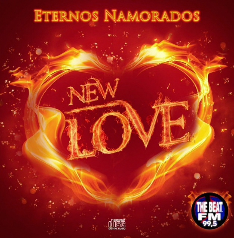 NEW LOVE - ETERNOS NAMORADOS (CD)