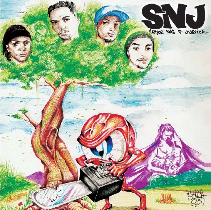 SNJ - O Show Deve Continuar (CD)