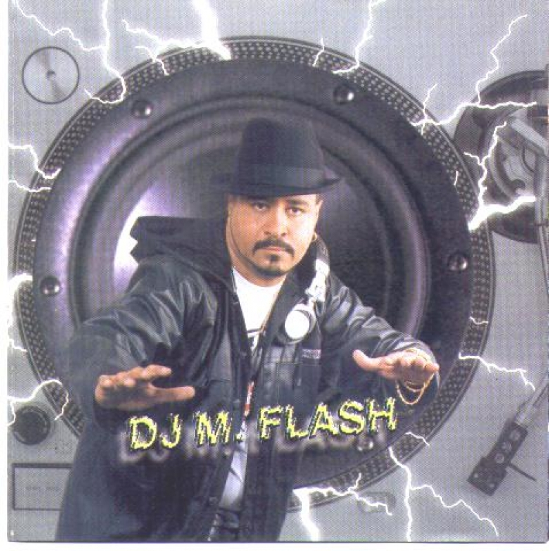 DJ M FLASH - TAMBEM SOU OLD SCHOOL PARTE 1 (CD)