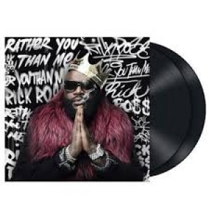 LP Rick Ross - Rather You Than Me VINYL DUPLO LACRADO IMPORTADO