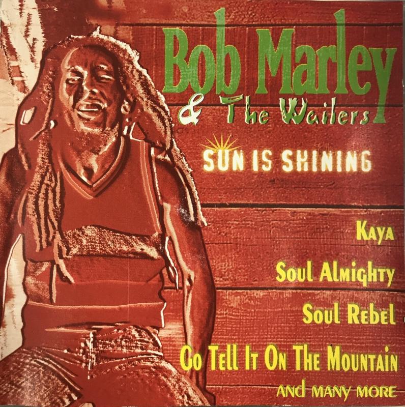 BOB MARLEY e THE WAILERS - SUN IS SHINING (CD)