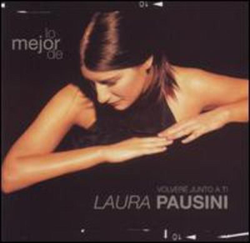 Laura Pausini - Lo Mejor de Volvere junto a ti (CD IMPORTADO)