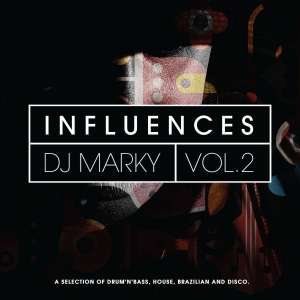 Dj Marky - Influences Vol 2 (CD DUPLO)