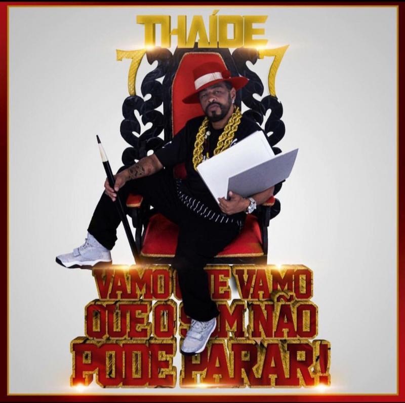 THAIDE - Vamo Que Vamo Que o Som Não Pode Parar (CD) (7899989911116)