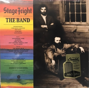 LP The Band - Stage Fright VINYL IMPORTADO 180GRAMAS (LACRADO)