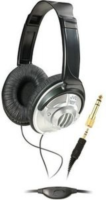 FONE JVC Hav570 Monitor Headphones with In-Line Volume