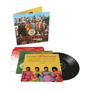 LP The Beatles - Sgt Peppers Lonely Hearts Club Band ( Anniversary Edition ) LACRADO