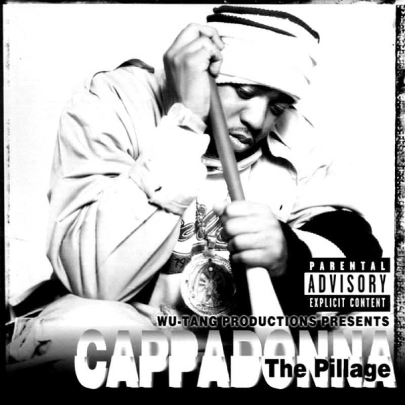 Cappadonna - The Pillage (CD)
