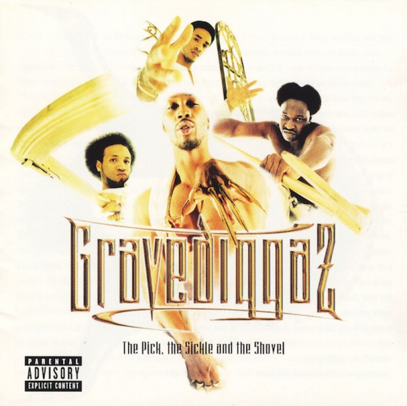 Gravediggaz - The Pick The Sickle And The Shovel (CD)