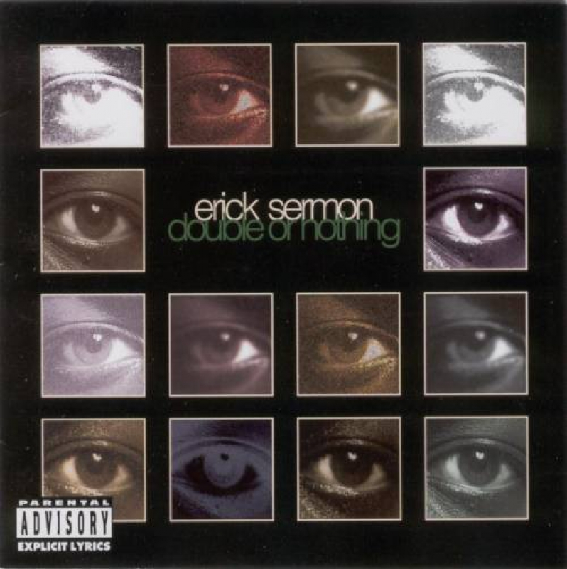 Erick Sermon - Double Or Nothing (CD)