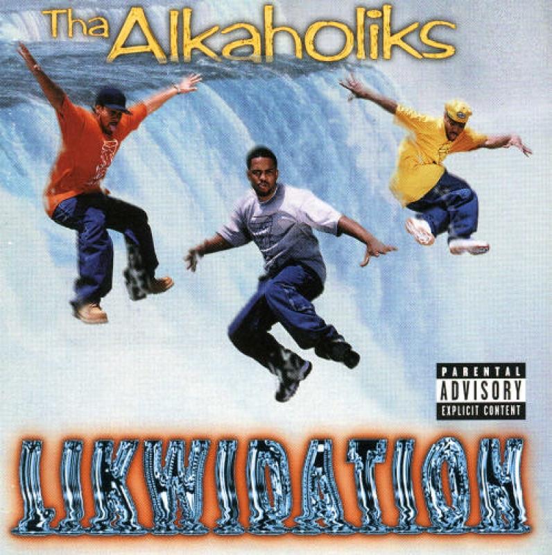 Tha Alkaholiks - Likwidation (CD)