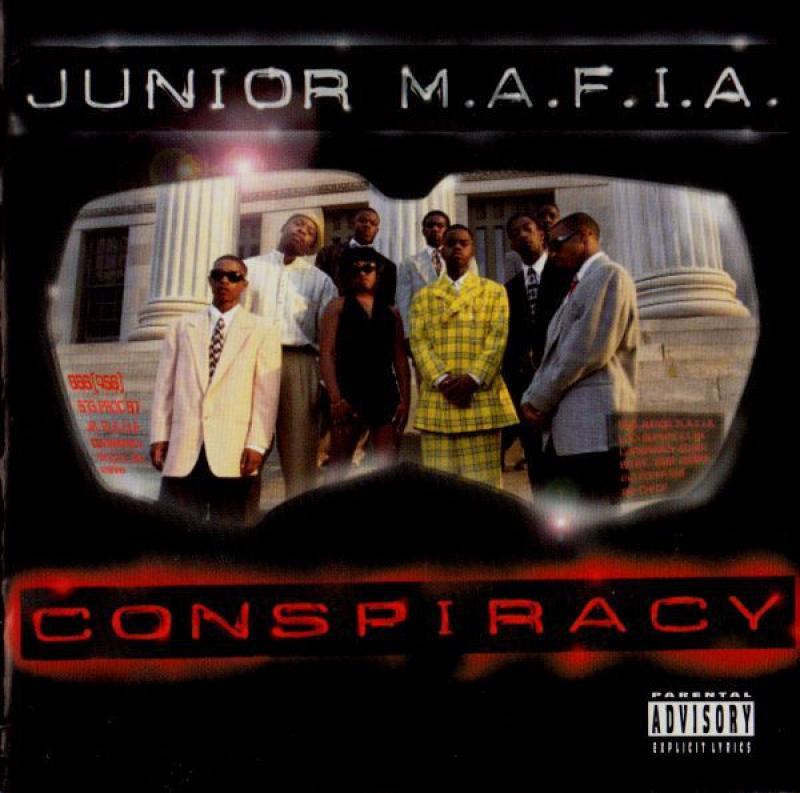 Junior M A F I A  - Conspiracy (CD)