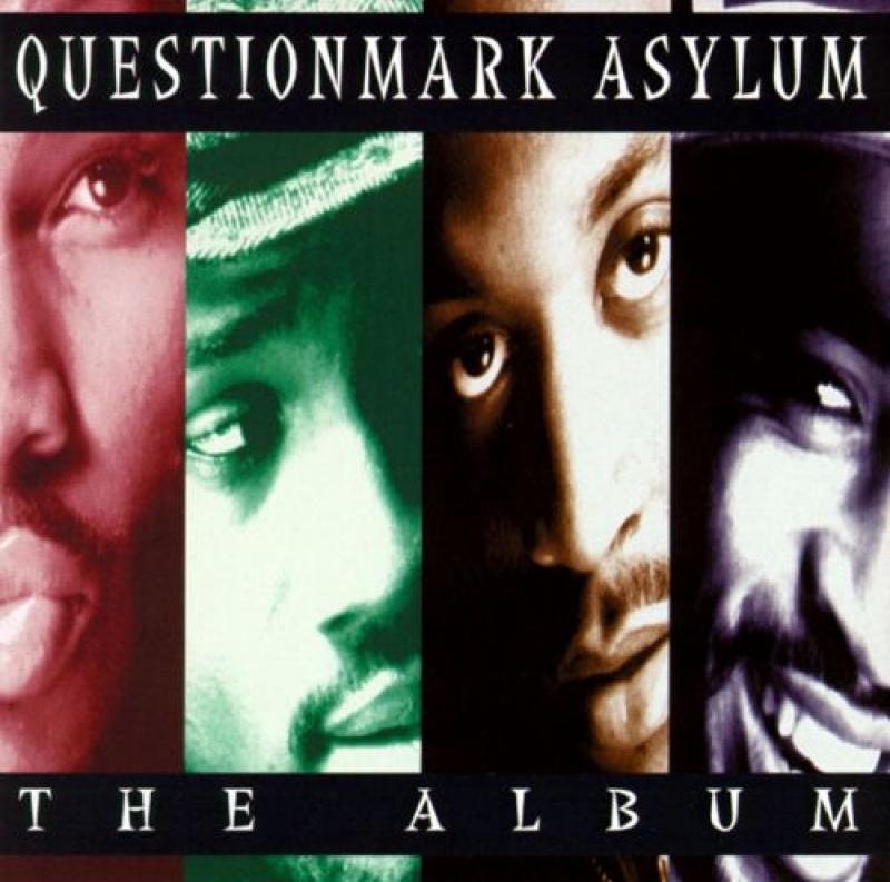 Questionmark Asylum - The Album (CD)