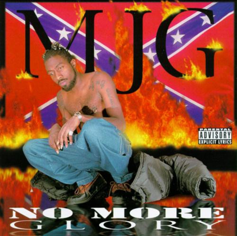 MJG - No More Glory (CD) (601215310528)