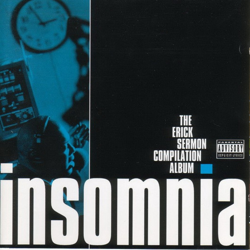 The Erick Sermon Compilation - Insomnia (CD)