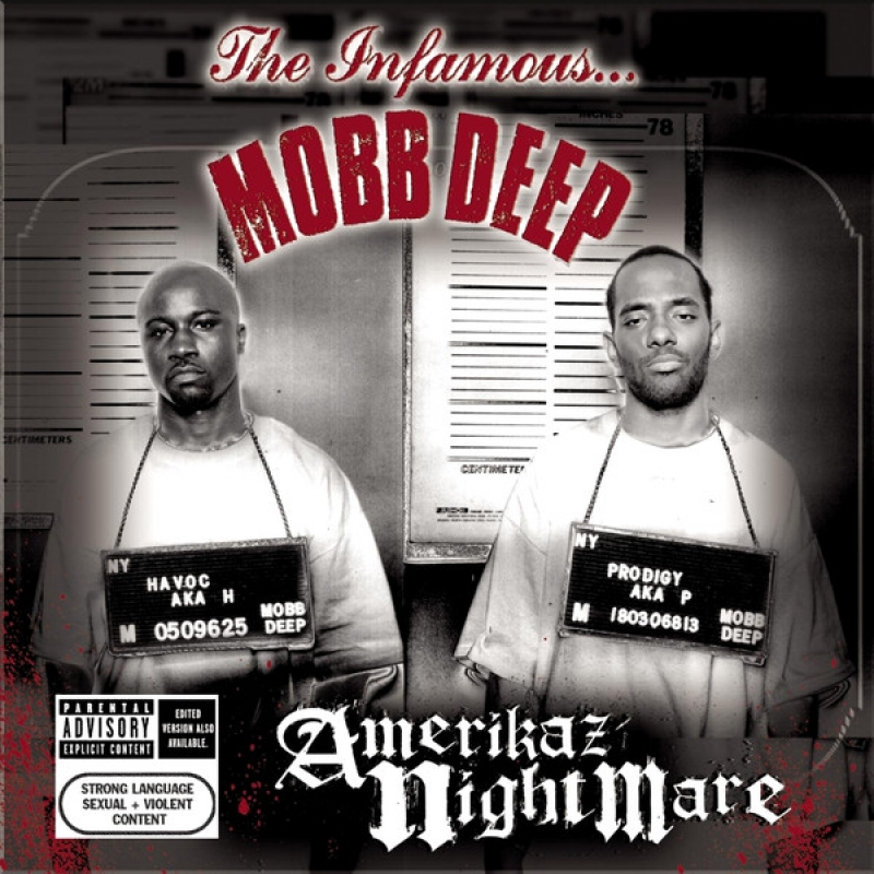 Mobb Deep - Amerikaz Nightmare (CD)