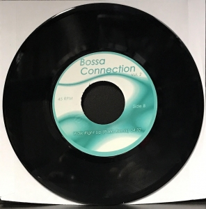 LP BOSSA CONNECTION VOL 2 VINYL COMPACTO 7 POLEGA (IMPORTADO)