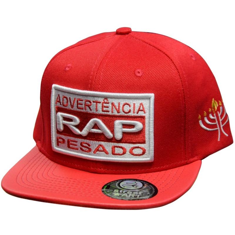 BONE TATE - ADVERTENCIA RAP PESADO (VERMELHO)