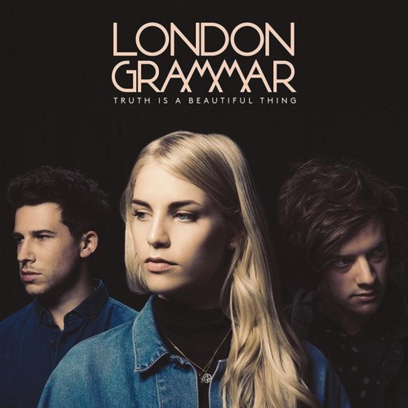 LP London Grammar - Truth Is A Beautiful Thing VINYL (180 Gram Vinyl, Download )