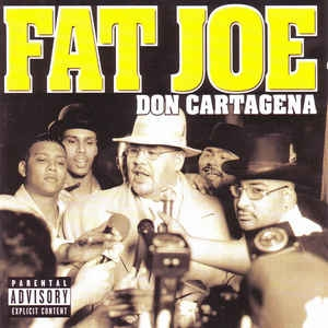 LP Fat Joe - Don Cartagena VINYL DUPLO IMPORTADO LACRADO
