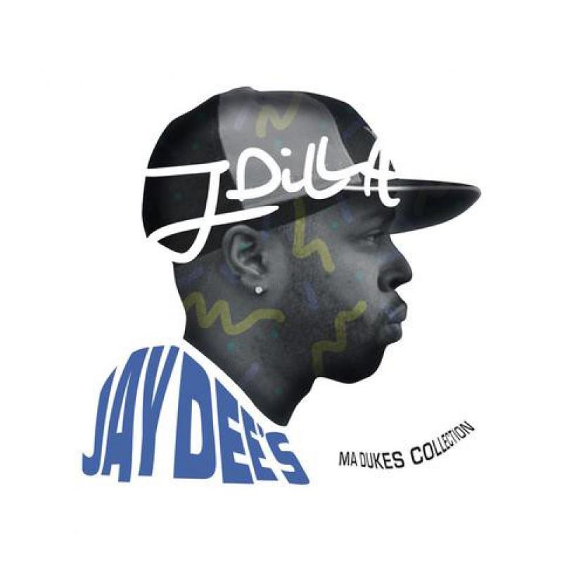 LP J Dilla - Jay Dees Ma Dukes Collection VINYL LACRADO IMPORTADO