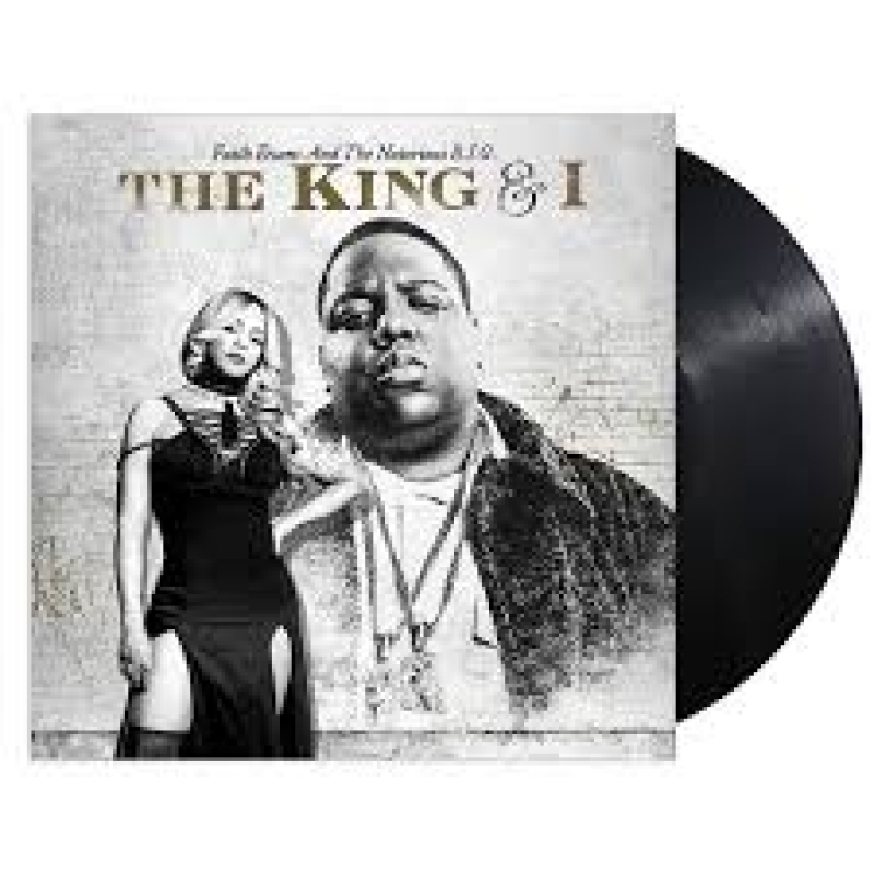 LP Faith Evans And The Notorious B I G - The King I VINYL DUPLO IMPORTADO LACRADO