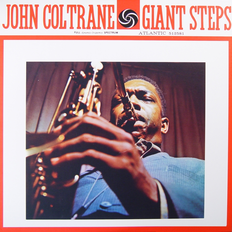LP John Coltrane - Giant Steps VINYL IMPORTADO LACRADO