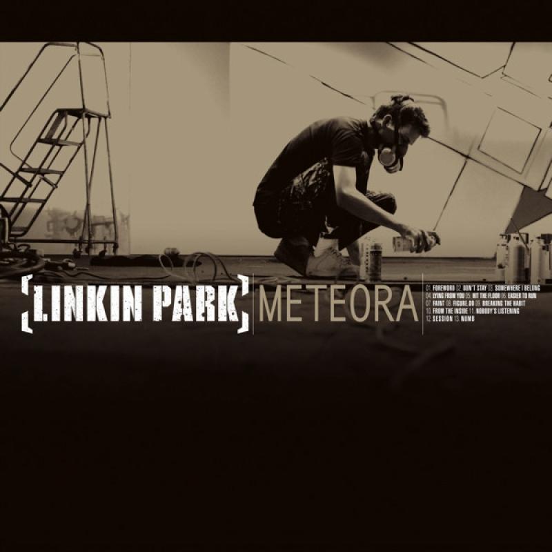 LP Linkin Park - Meteora VINYL DUPLO IMPORTADO LACRADO