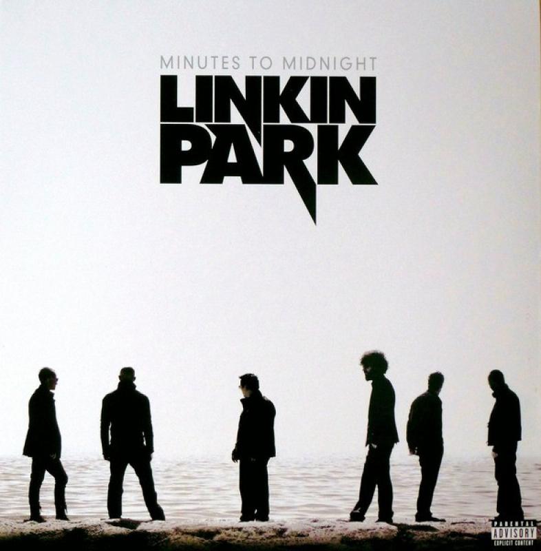 LP Linkin Park - Minutes To Midnight VINYL IMPORTADO LACRADO