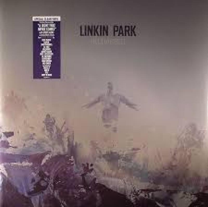 LP Linkin Park - Recharged VINYL DUPLO IMPORTADO LACRADO