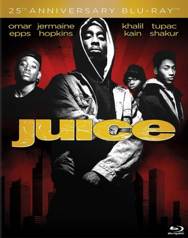 Juice (25th Anniversary) BLURAY IMPORTADO