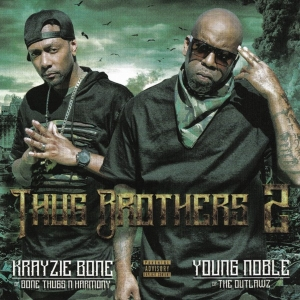 Krayzie Bone Young Noble - Thug Brothers 2 ( CD IMPORTADO )