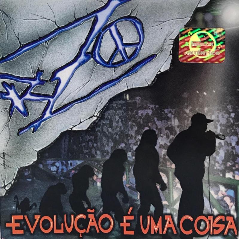 RZO - Evolucao e uma coisa (ORIGINAL DE EPOCA ENCARTE COMPLETO) (CD)