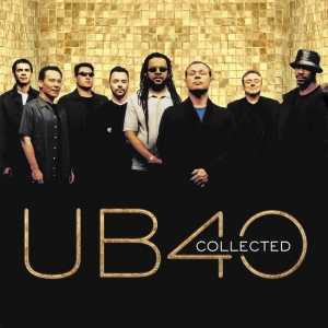LP UB40 - Collected VINYL DUPLO IMPORTADO LACRADO